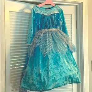Elsa Frozen Dress 3T